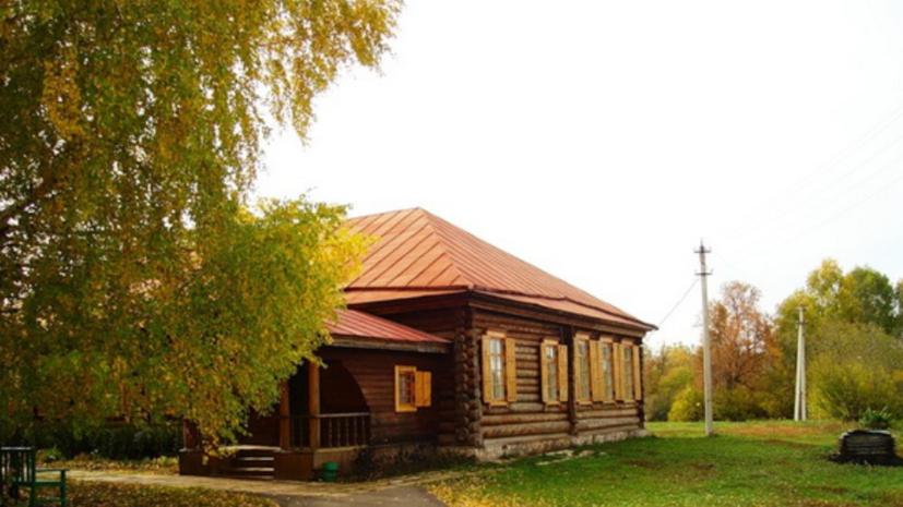 Власти Оренбургской области рассказали о работе по восстановлению музея-усадьбы «Аксаково»