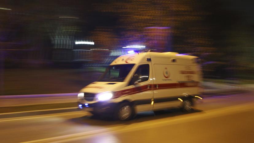 Мальчик из России скончался от отравления в Турции