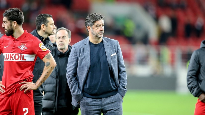 Кавазашвили: Витория не может найти одного приличного разыгрывающего футболиста