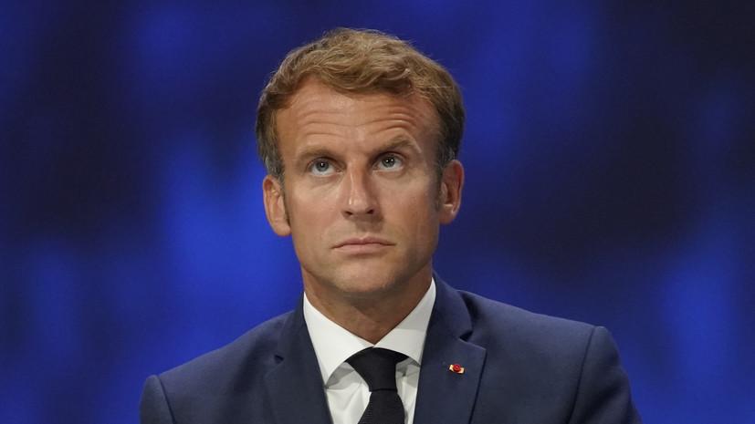 Макрон заявил, что французские войска нейтрализовали главу «ИГ в Большой Сахаре»