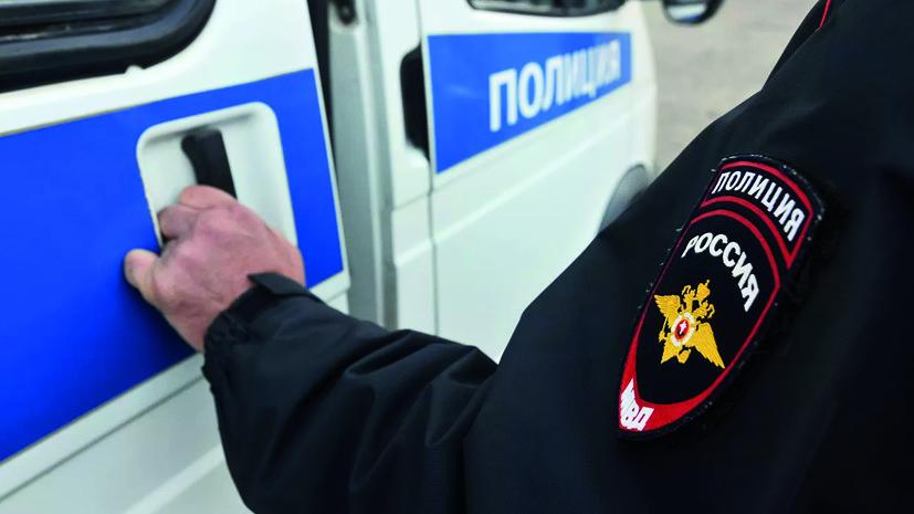 В Воронежской области неизвестный проник в отдел полиции и ранил сотрудника
