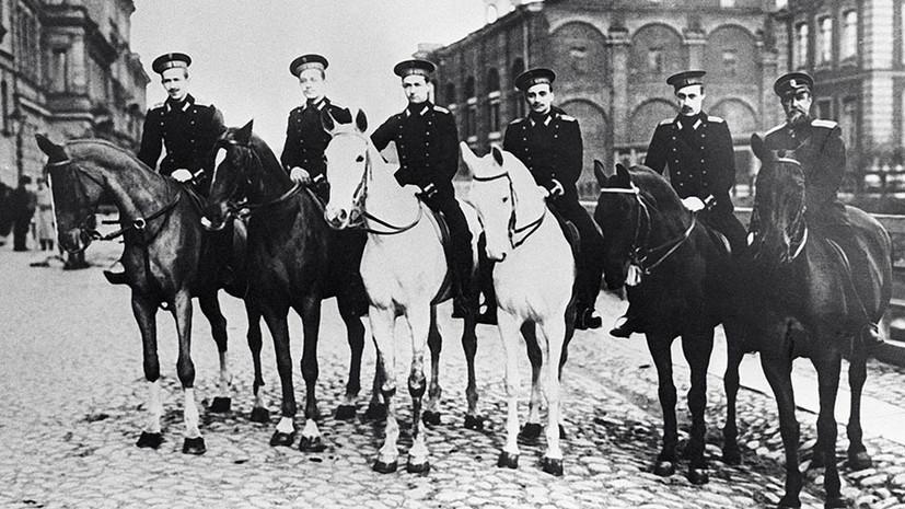 Конные войска: тест RT о русской кавалерии