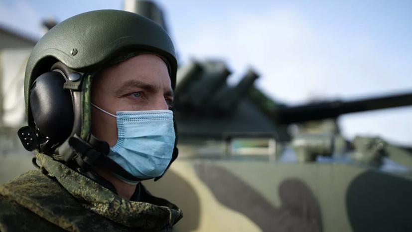 Закрытие учений «Запад-2021» состоится на полигоне Обуз-Лесновский 17 сентября
