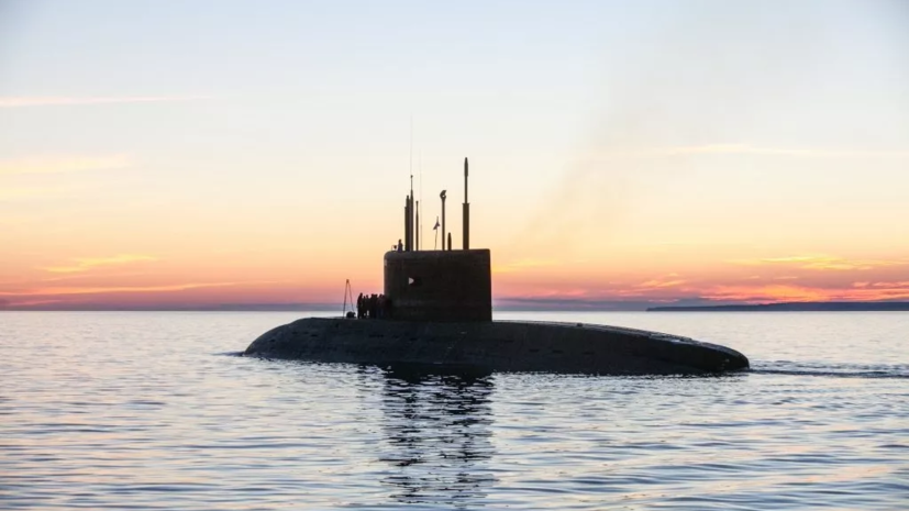 Экипаж подлодки ЧФ «Великий Новгород» провёл боевые стрельбы в ходе учений