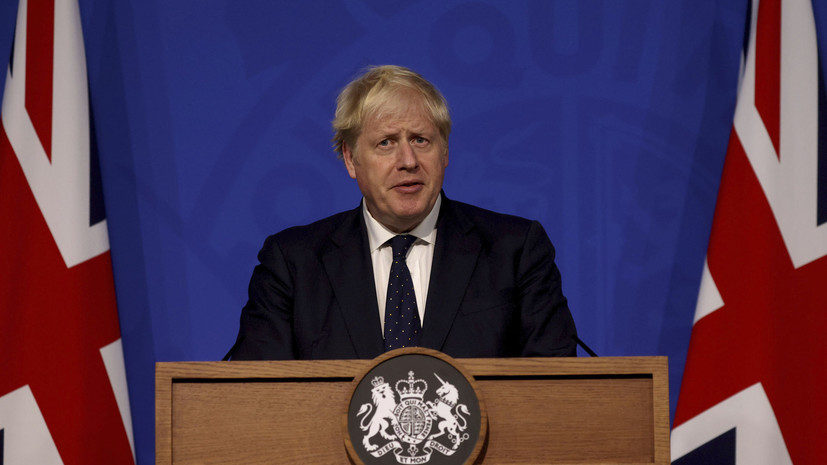 Джонсон заверил, что новый альянс AUKUS не направлен против других стран