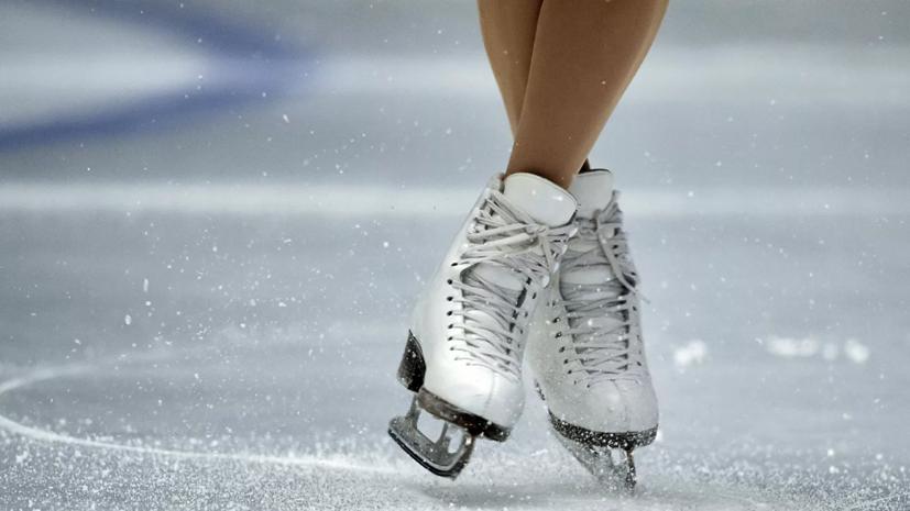 Юниорское Гран-при в Красноярске прервано из-за технических проблем