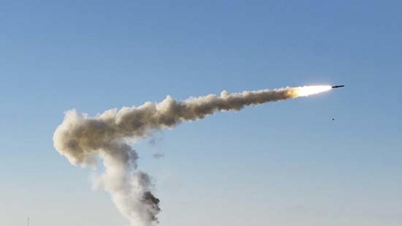 Северный флот в ходе учений в Арктике выполнил стрельбы крылатыми ракетами