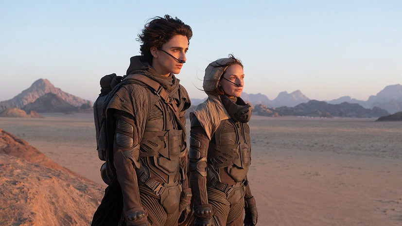 Двухчасовое предисловие и интригующий финал: в российский прокат вышел фильм «Дюна»