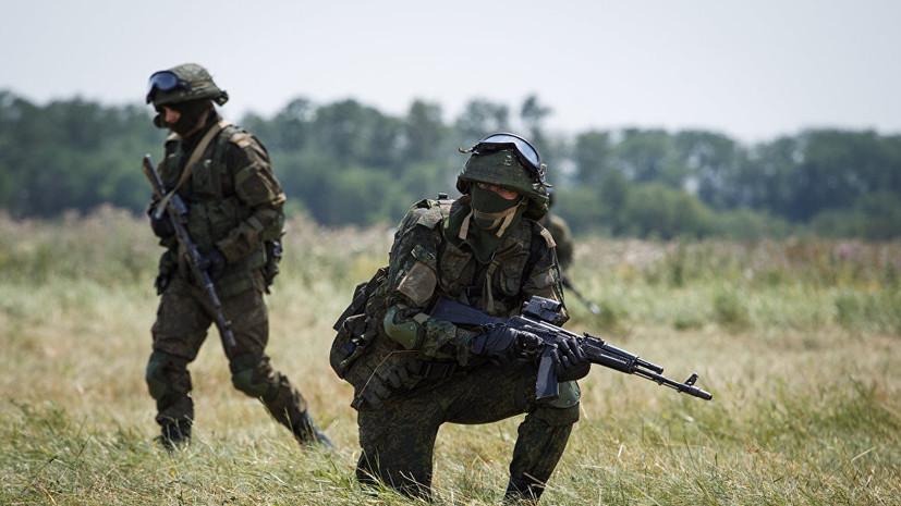 В Хабаровском крае прошли учения спецназа