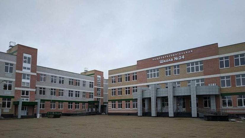 На Кубани построили 60 учебных зданий за последние шесть лет