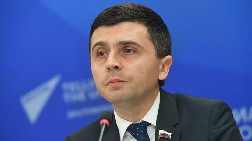 Депутат Бальбек назвал доклад ЕП об отношениях с Россией набором лозунгов антироссийской направленности