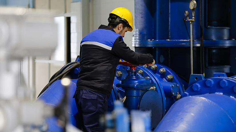 «Газпром» сохраняет план по экспорту 183 млрд кубометров газа в Европу в текущем году