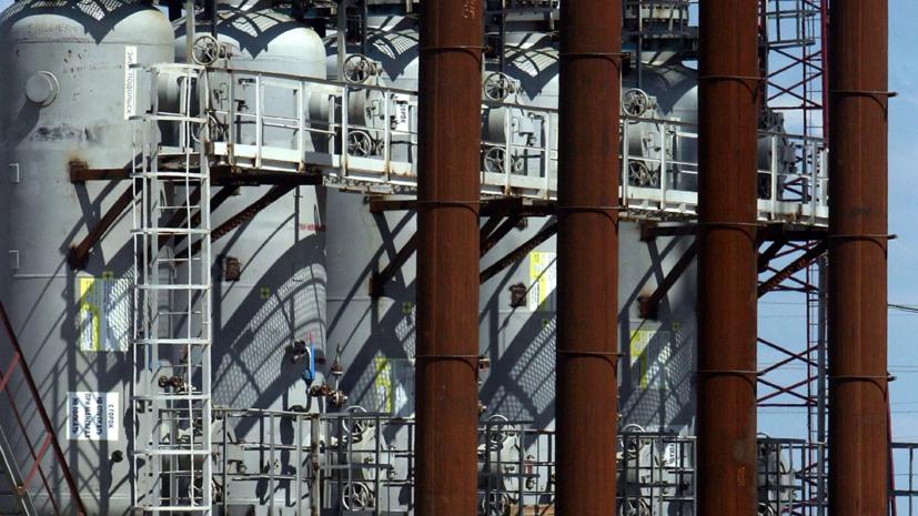 Аналитик Пикин объяснил снижение цены газа в Европе до $735 за тысячу кубометров
