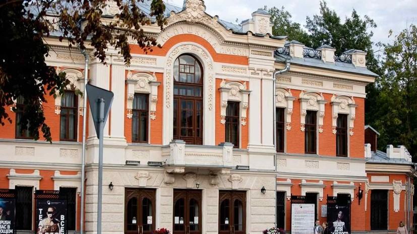 Дмитрий Месхиев рассказал о творческих планах Псковского театра драмы