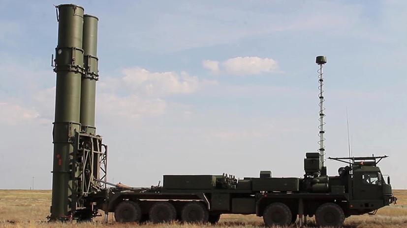 «Обладают уникальными характеристиками»: как зенитные ракетные комплексы С-500 усилят российскую армию