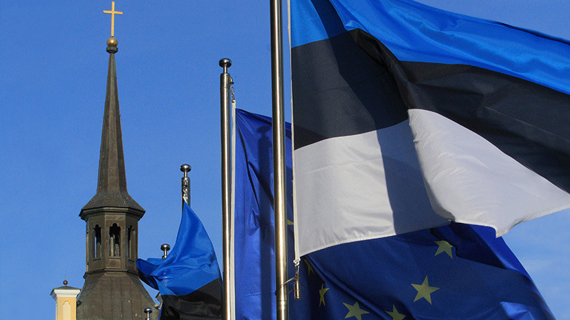 Эстония разрешает въезд привитым от COVID-19 россиянам без карантина