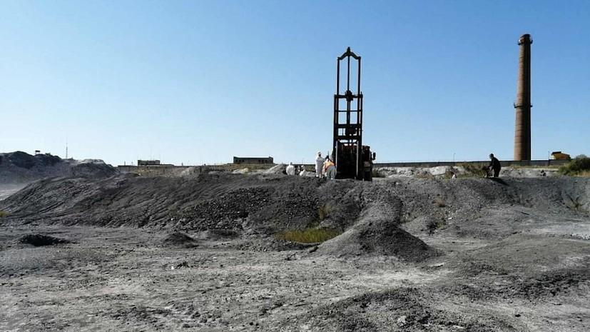 В Волгоградской области планируют рекультивировать хранилище ядохимикатов