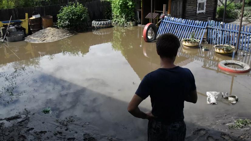 Кабмин выделил396 млн рублей на поддержкупострадавшего от паводков Крыма