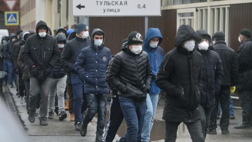 Артемий Лебедев предложил усилить контроль за мигрантами в России