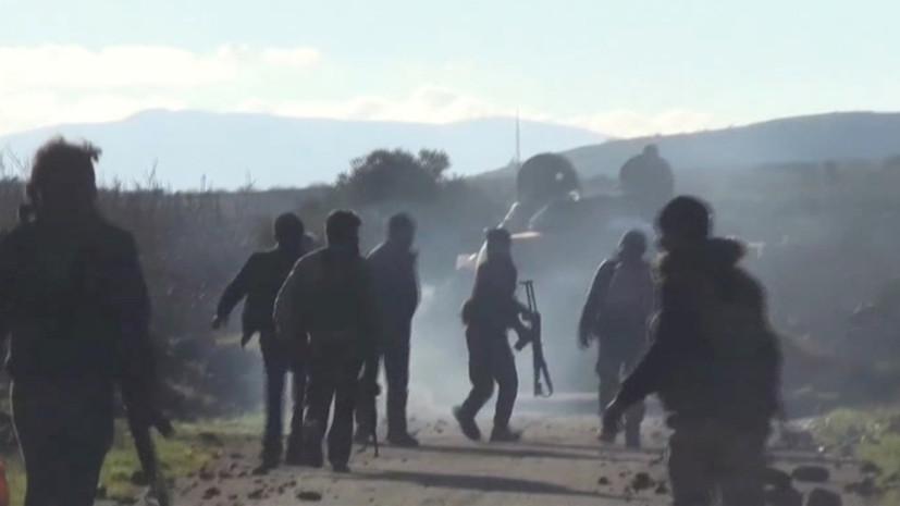 Сирийский военный погиб в результате обстрела в Идлибе