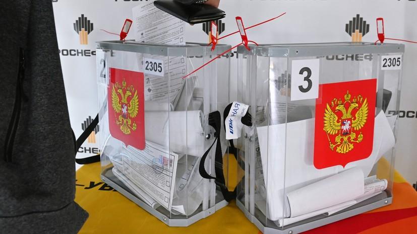 Голосование на выборах депутатов Госдумы началось в Бурятии и Приангарье