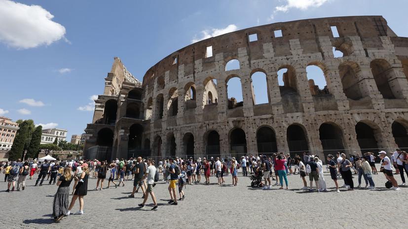 В Италии сделают ковид-паспорт обязательным для всех работников