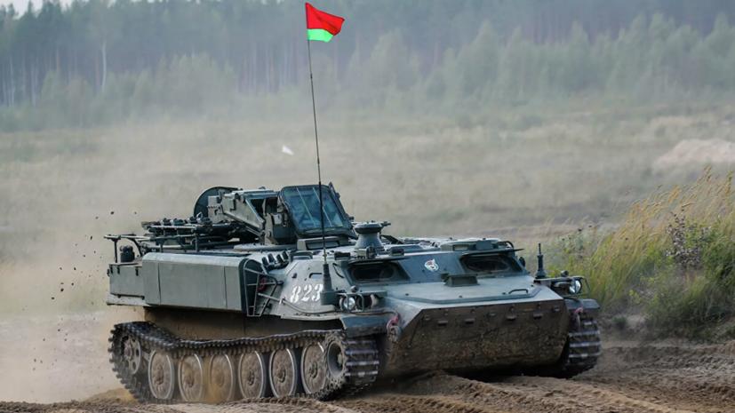 Глава Минобороны Белоруссии оценил учения «Запад-2021»