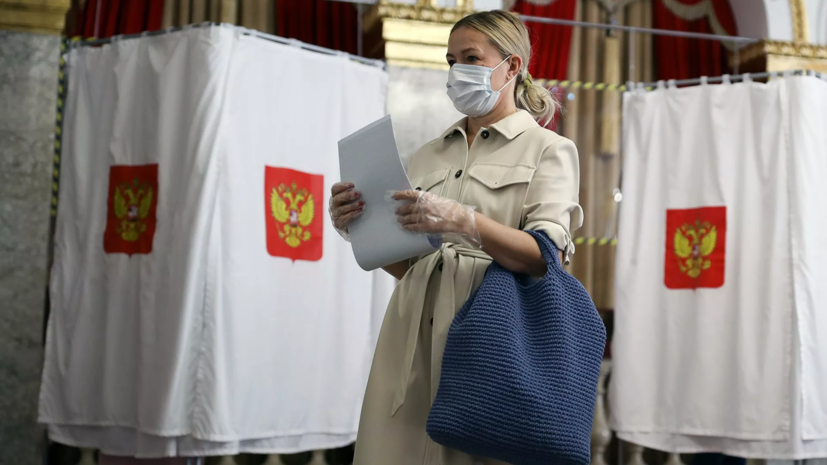 Попова рассказала о противоэпидемических мерах на избирательных участках