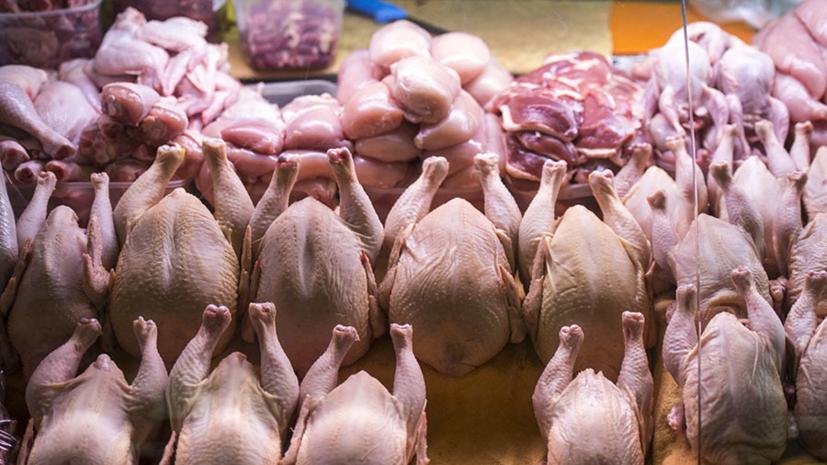 В Московском крестьянском союзе оценили ситуацию с ценами на мясо птицы и яйца