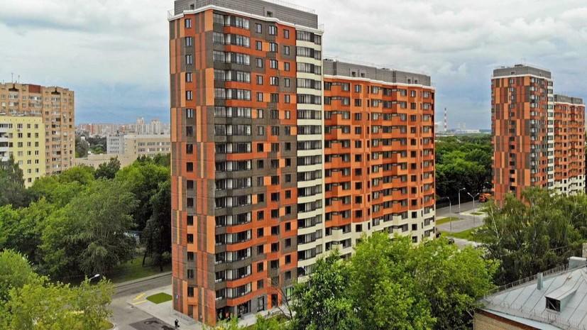 В Москве рассказали о реализации программы реновации на северо-востоке города