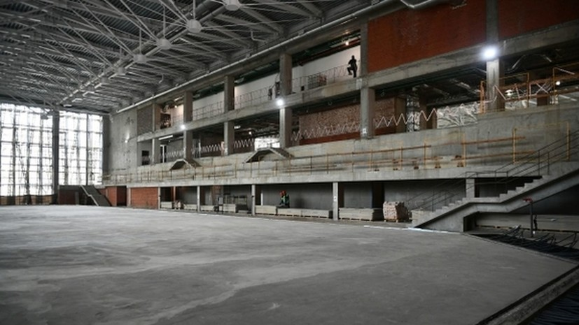 В Москве появится более 45 спортивных объектов к 2024 году