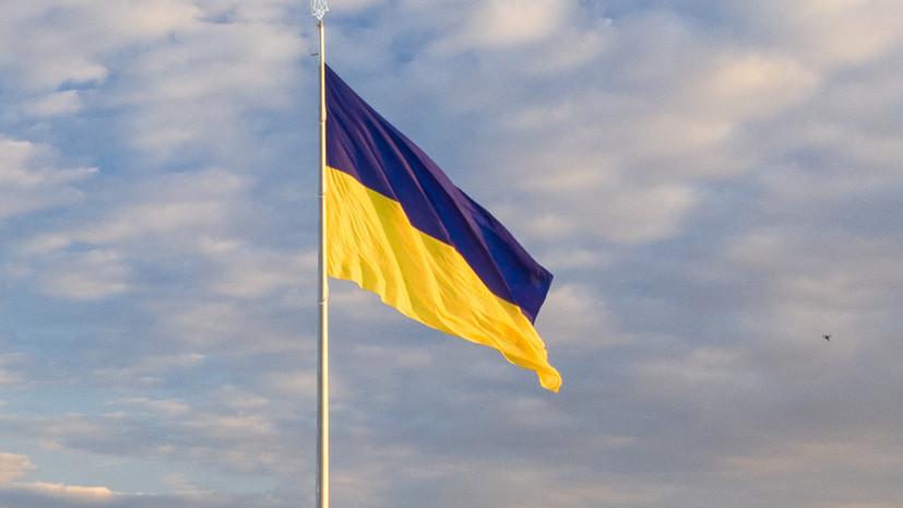 Украина намерена доставить на Луну свой государственный флаг
