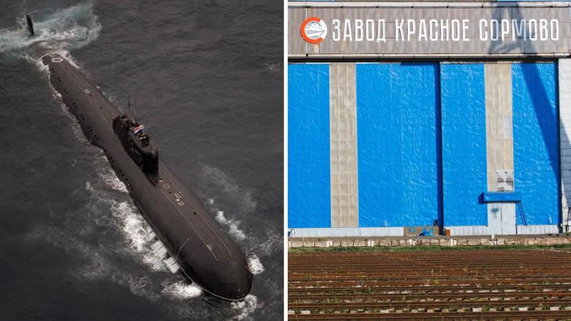 «Чернобыль на Волге»: как скрывали взрыв при строительстве атомной подводной лодки в Нижнем Новгороде в 1970 году