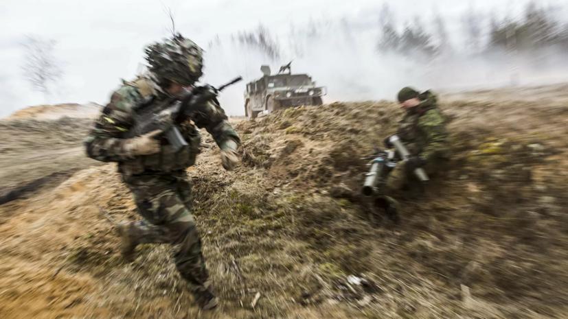 СНБО утвердил допуск иностранных участников из НАТО к военным учениям на Украине