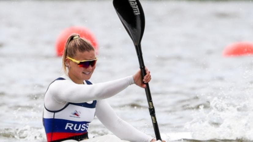 Российские байдарочницы Ковнир и Долгова победили на чемпионате мира