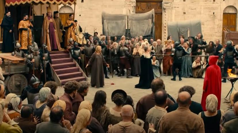 Фильму«Искушение» Верховена не выдали прокатное удостоверение в России