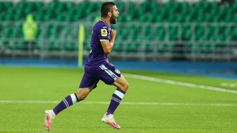 Канчельскис сравнил Агаларова с футболистом «Лестера» Варди