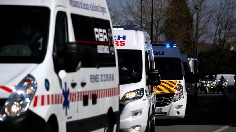 Один человек погиб во Франции в результате драки 150 байкеров