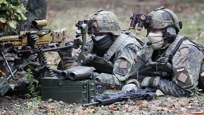 «Континентальная система безопасности»: почему в Евросоюзе снова заговорили о необходимости военной независимости от США