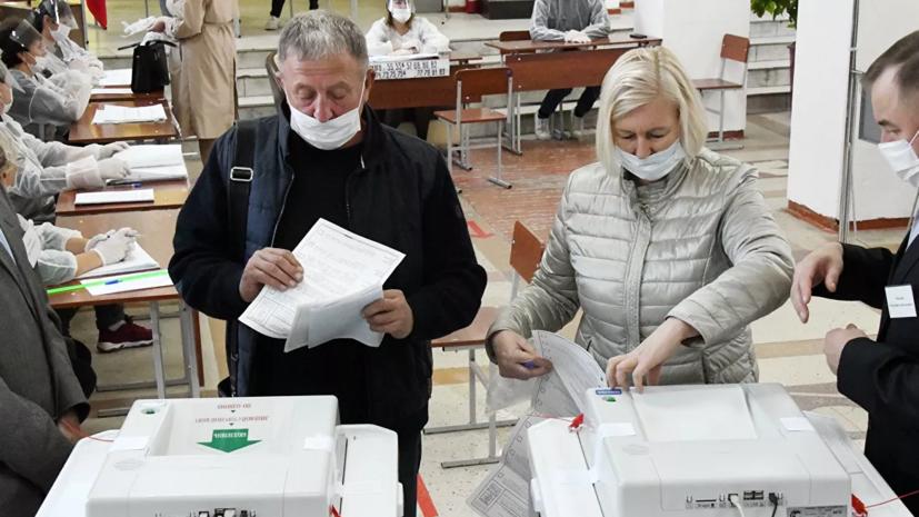 Явка по итогам двух дней голосования в Чечне составила 73,49%