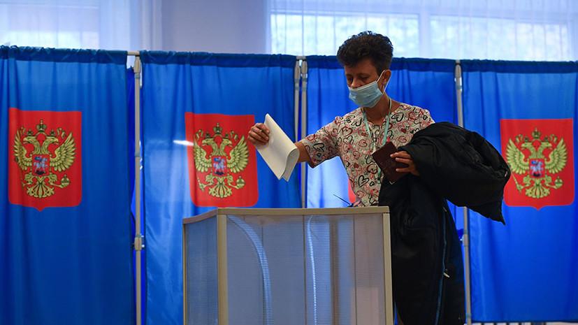 Явка в Архангельской области за два дня голосования составила 24,6%