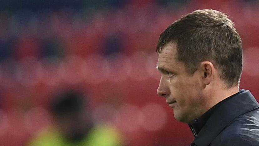 Гончаренко: мы сыграли самоотверженно в матче с «Ахматом»