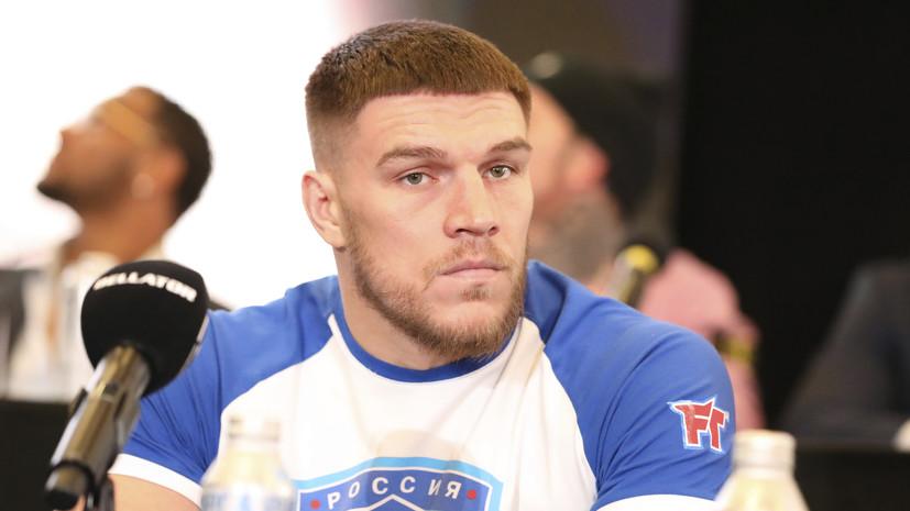 Немков проведёт бой с литовцем Энгликасом в полуфинале Гран-при Bellator
