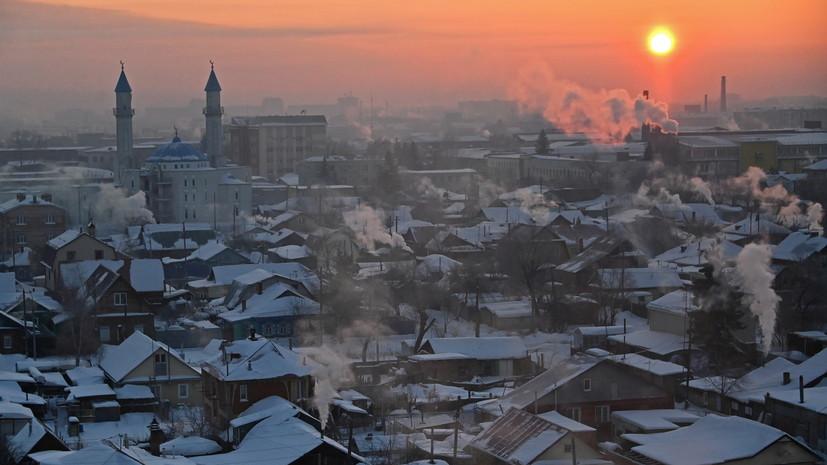 Климатолог рассказал о грядущей зиме в Европе