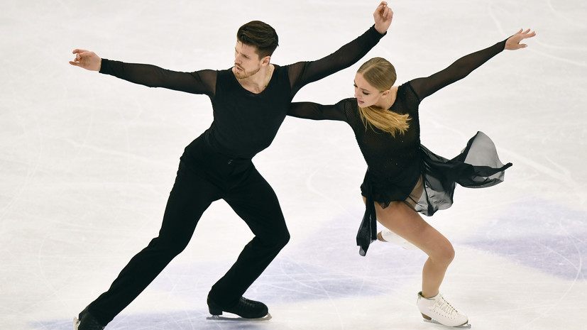 РУСАДА повторно проверило на допинг танцевальную пару Степанова — Букин