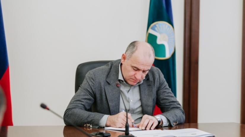В Карачаево-Черкесии избрали главу региона