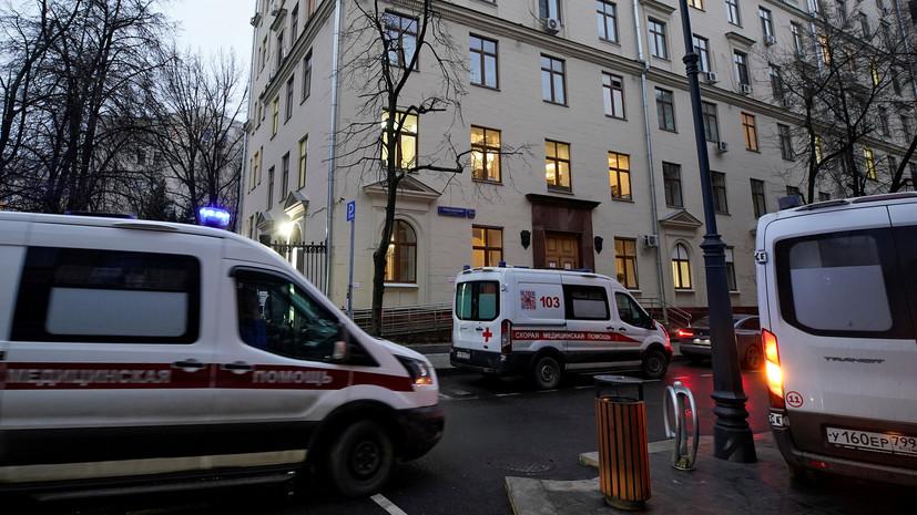В Москве выявили 2376 случаев коронавируса за сутки