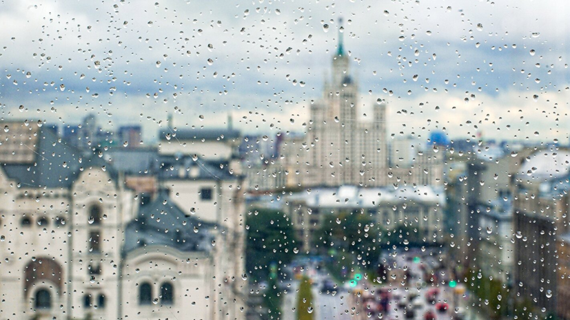 Метеоролог Тишковец предупредил о сильнейшем за 73 года ливне в Москве