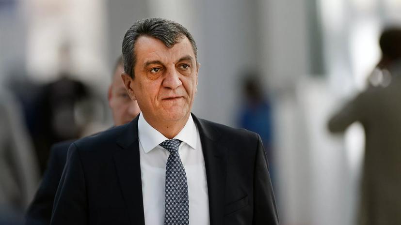 Парламент Северной Осетии избрал главой республики Сергея Меняйло