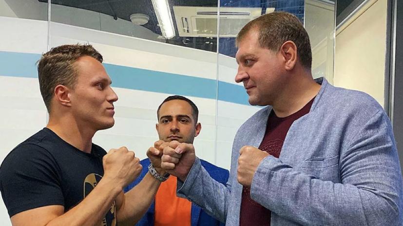 Тарасов: я видел страх в глазах Емельяненко